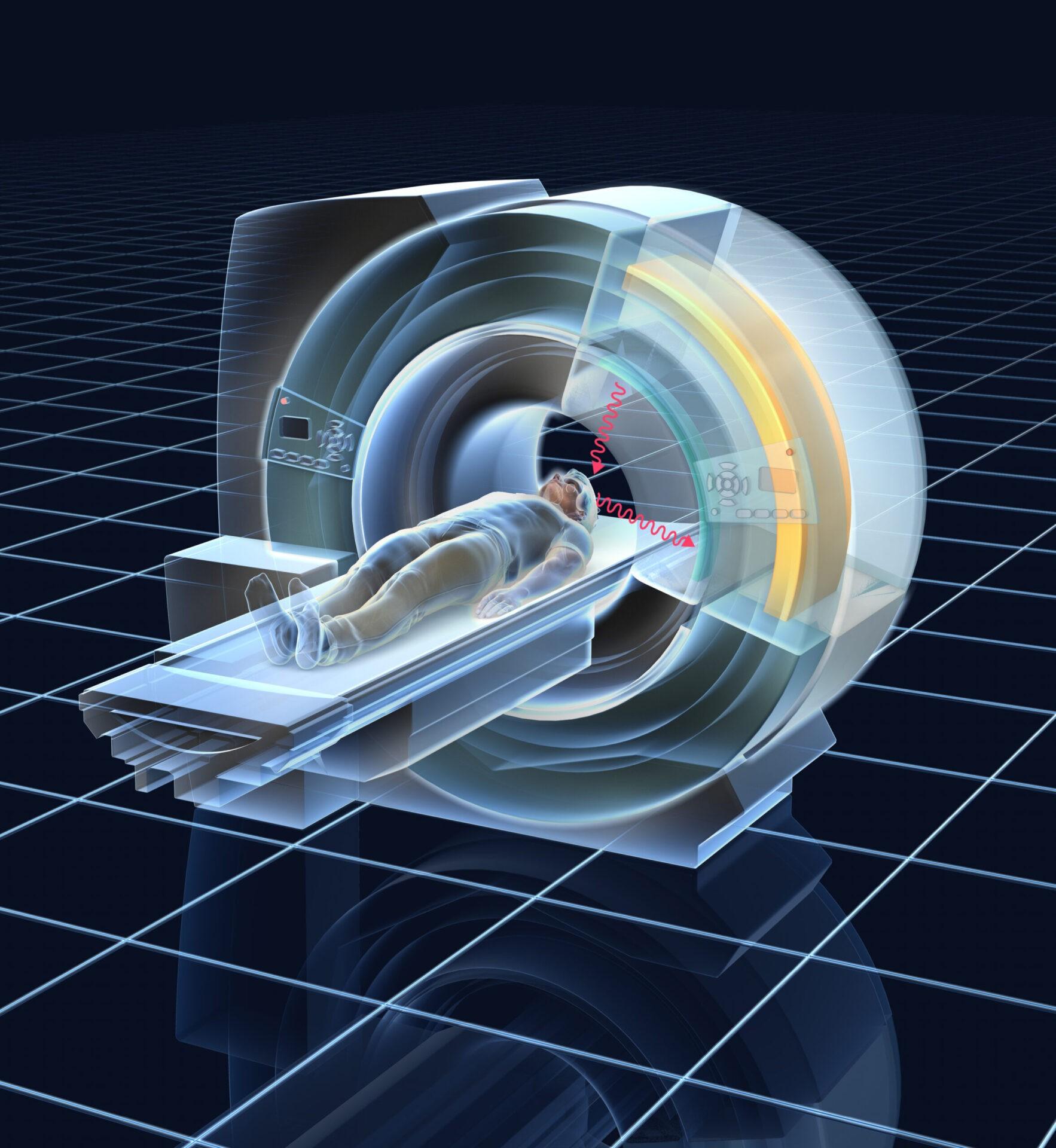 rezonans magnetyczny a tomografia komputerowa
